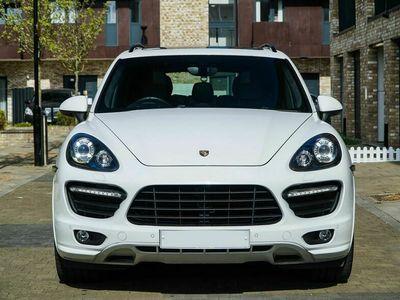 used Porsche Cayenne 4.8 V8 GTS Tiptronic S AWD 5dr