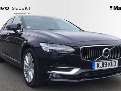 used Volvo S90 2.0 D4 Inscription 4dr Geartronic