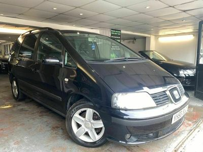 used Seat Alhambra 2.0 TDI Reference 5dr