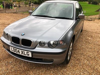 used BMW 318 Compact 3-Series Compact ti SE 3d Auto (03)