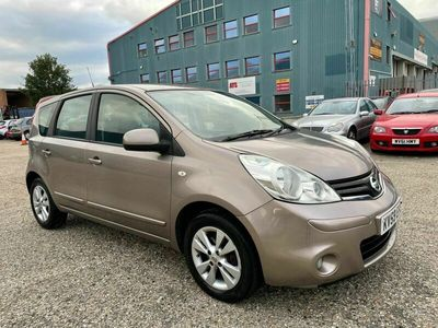 used Nissan Note 1.6 16V Acenta Auto 5dr