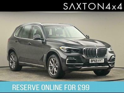used BMW X5 3.0 45e 24kWh xLine Auto xDrive (s/s) 5dr