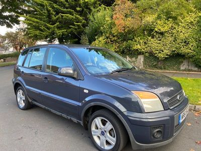used Ford Fusion 1.4 Zetec 5dr