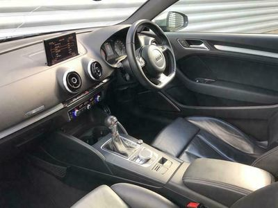 used Audi A3 S3 TFSI Quattro 3dr S Tronic