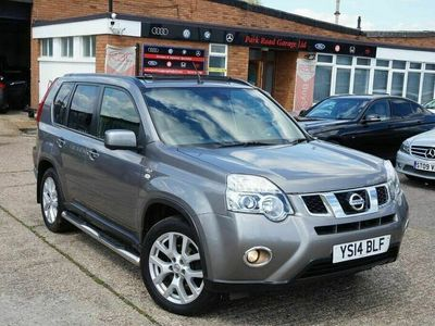 used Nissan X-Trail 2.0 dCi n-tec+ 4WD 5dr