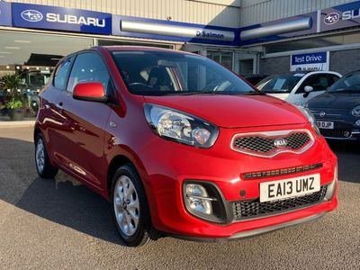 used Kia Picanto 1.0 City 3dr