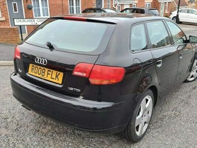 used Audi A3 Sportback 1.9 TDI Sport 5d