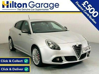used Alfa Romeo Giulietta 2.0 JTDM-2 QV LINE 5d 150 BHP Hatchback 2014
