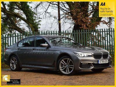 used BMW 730 7 SERIES 3.0 D XDRIVE M SPORT 4d 261 BHP