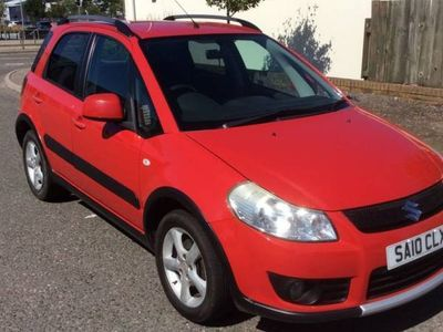 used Suzuki SX4 PETROL AUTOMATIC HATCHBACK 5 DOORS