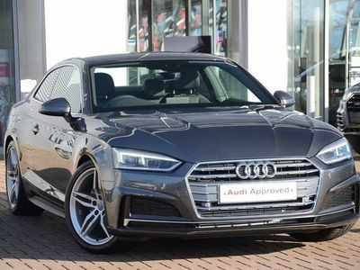 used Audi A5 35 TFSI S Line 2dr S Tronic Auto