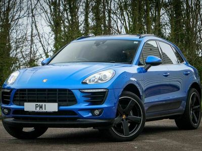 used Porsche Macan 2.0T PDK 4WD (s/s) 5dr