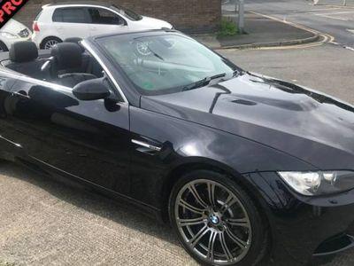 used BMW M3 PETROL SEMI AUTOMATIC CONVERTIBLE 2 DOORS