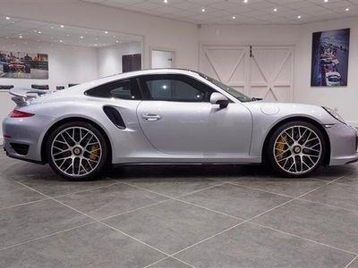 used Porsche 911 Turbo S Turbo S