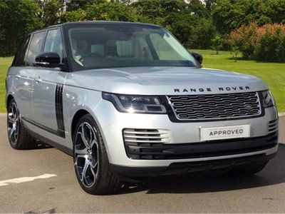 used Land Rover Range Rover 3.0 SDV6 Vogue 4dr Auto Diesel Estate