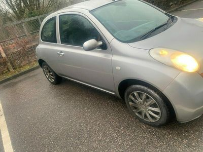 used Nissan Micra 1.4 SE 3dr Auto