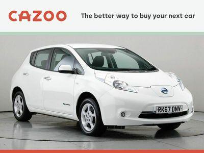 used Nissan Leaf Acenta (24kWh)