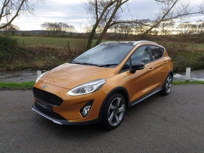 used Ford Fiesta 1.0 EcoBoost 125 Active X 5dr