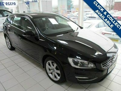 used Volvo V60 D3 [150] SE Lux Nav 5dr Geartronic
