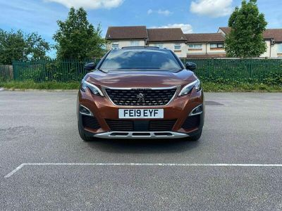 used Peugeot 3008 1.5 BlueHDi GT Line Premium EAT (s/s) 5dr