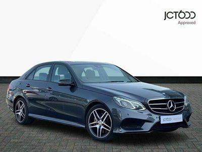 used Mercedes E350 E ClassBlueTEC AMG Night Edition 4dr 9G-Tronic 3.0
