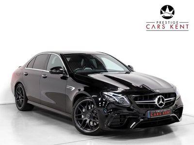used Mercedes E63 AMG E Class4Matic+ Premium 4dr 9G-Tronic 4.0