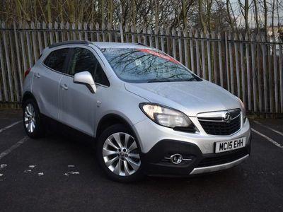 used Vauxhall Mokka 1.6 16V SE 5DR suv hatchback
