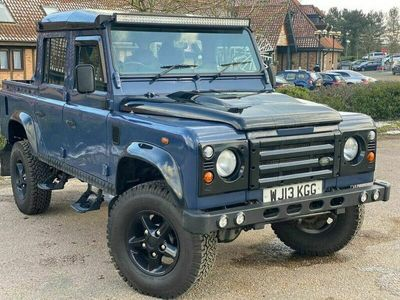 used Land Rover Defender 2.2 TD DCB 122 BHP MOT to 29 November 2021 1 keeper from new 5 Service stam