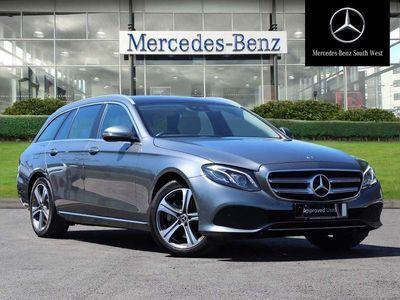 used Mercedes E220 E-ClassSe Premium Plus 5Dr 9G-Tronic