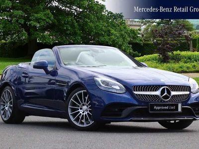 used Mercedes E250 SLC SLC d AMG Line 2dr 9G-Tronic