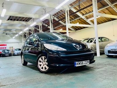 used Peugeot 207 1.4 16v S 5dr