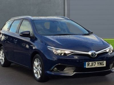 used Toyota Auris Hybrid 1.8 VVT-iHSD Bus Ed Touring Sports 5-Dr