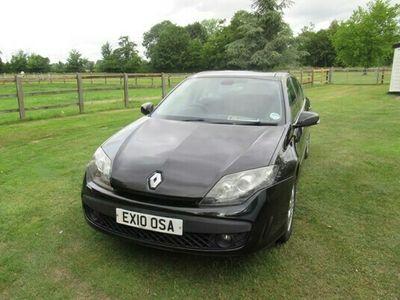 used Renault Laguna Hatchback 2.0 16V Dynamique (09-) 5d
