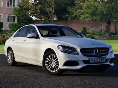 used Mercedes C200 C Class SaloonSE Executive 4dr