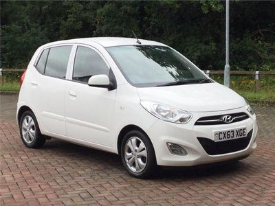 used Hyundai i10 2013 Bromborough Pool 1.2 Active 5dr