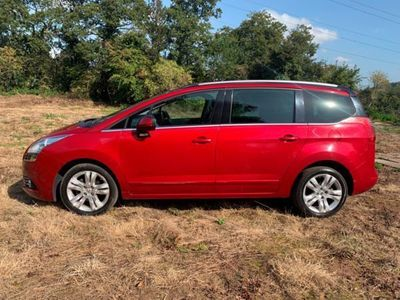 used Peugeot 5008 1.6 HDi 112 Exclusive 5dr