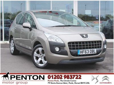 used Peugeot 3008 1.6 Hdi 115 Active Ii 5Dr