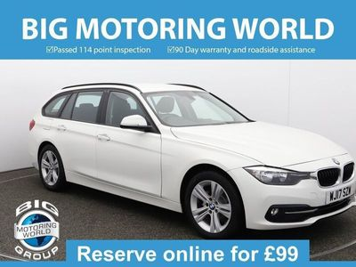 used BMW 318 3 Series D SPORT TOURING for sale | Big Motoring World