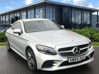 used Mercedes C200 C ClassAmg Line Premium 2Dr 9G-Tronic 1.5