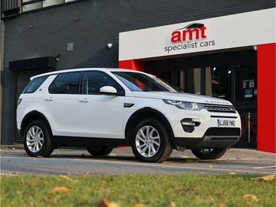 used Land Rover Discovery Sport Si4 Se Tech 2.0 5dr
