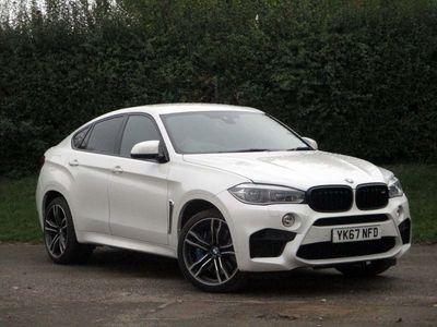 used BMW X6 M 4.4 5dr