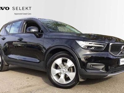 used Volvo XC40 D3 Momentum Pro Auto ( 2 Yr Service Plan, Front & Rear Parking Sensors ) 2.0 5dr