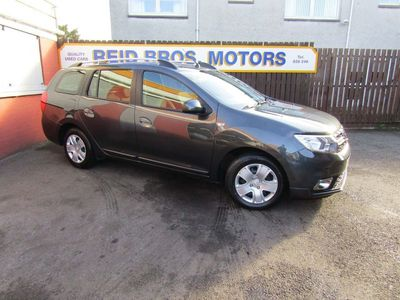 used Dacia Logan MCV 1.5 Blue dCi Comfort (s/s) 5dr
