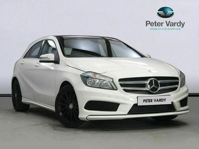 used Mercedes A250 A Class4Matic AMG Sport 5dr Auto [Map Pilot] 2.0
