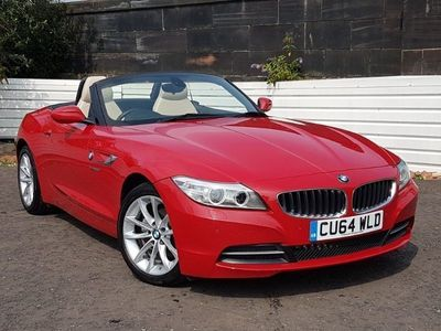 used BMW Z4 20i sDrive 2dr