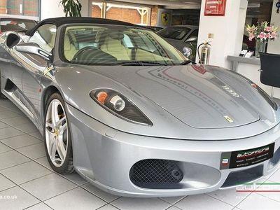 used Ferrari F430 SPIDER F1 2006