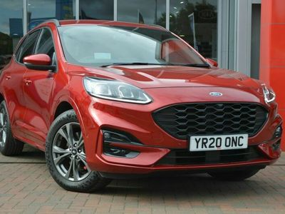 used Ford Kuga 2.5 EcoBoost PHEV ST-Line First Edition 5dr CVT