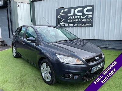used Ford Focus 1.6 STYLE 5d 100 BHP 12 MONTHS MOT