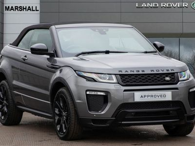 used Land Rover Range Rover evoque 2.0 TD4 HSE Dynamic 2dr Auto Convertible 2017