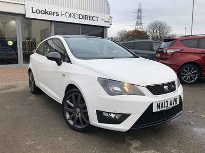 used Seat Ibiza SPORT COUPE 1.2 TSI FR 3dr